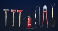 Fire Fighting Equipment 1 Plus 1 PBR Pack