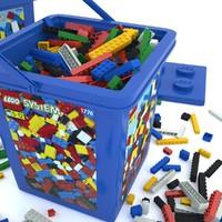 vintage lego box max