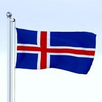 fbx flag pole