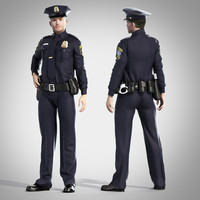 Policeman  Cop - updated