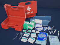 First Aid Kit 1 Plus 1 PBR Pack