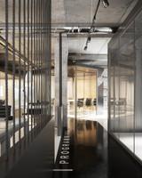 loft office interior max
