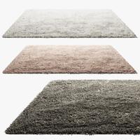 3d carpet long model