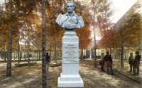 scan bust mikhail vorontsov 3d model