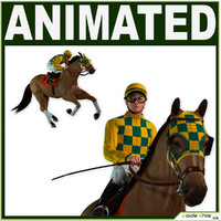 max animations jockey