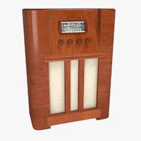 antique radio max