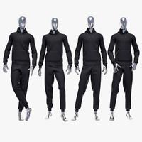 Male sport suit 3