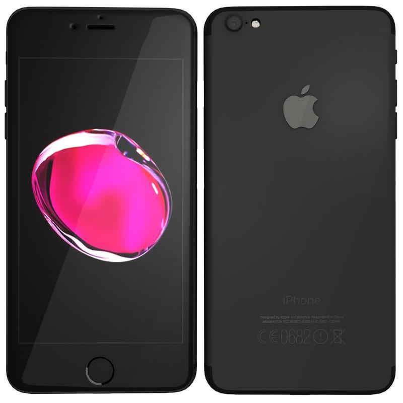 3d model black edition