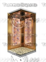 Elevator-Gold