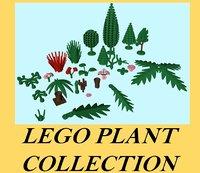 lego plant 3ds