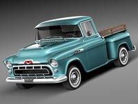 Chevrolet pickup 1957