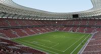 Luzhniki Stadium 2018