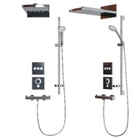Hansgrohe Raindance Rainfall 240 Air 3jet overhead shower