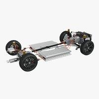 RWD Hybrid Chassis