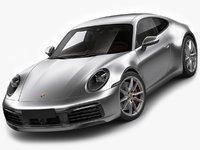 Porsche 911 992 Coupe 2019