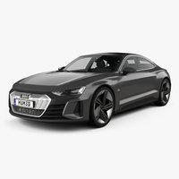 Audi e-tron GT 2018