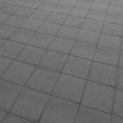 G074 sidewalk pavement paving slabs SRF